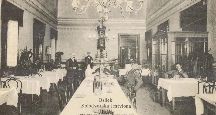 Život u Osijeku 1870-ih i 1920-ih godina: Nuždu obavljali u kuhinjama