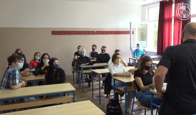 VIDEO Predstavljene aktivnosti Vijeća učenika Elektrostrojarske škole