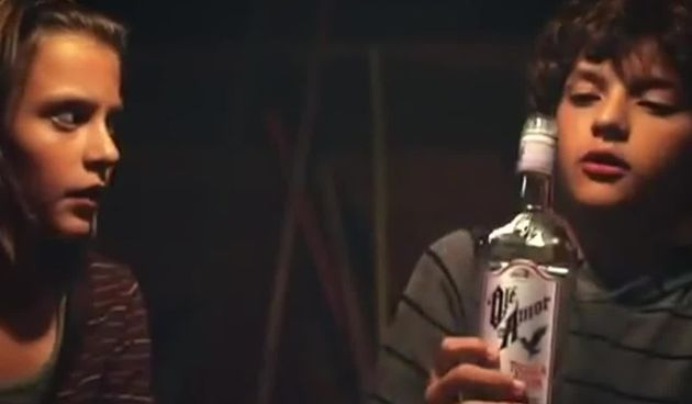 alkohol djeca