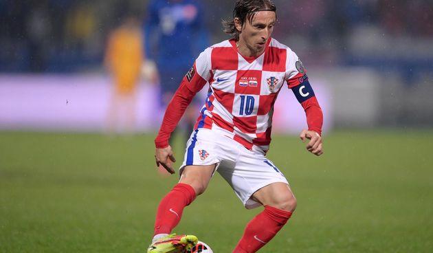 Kvalifikacije za SP 2022: Hrvatska - Slovačka