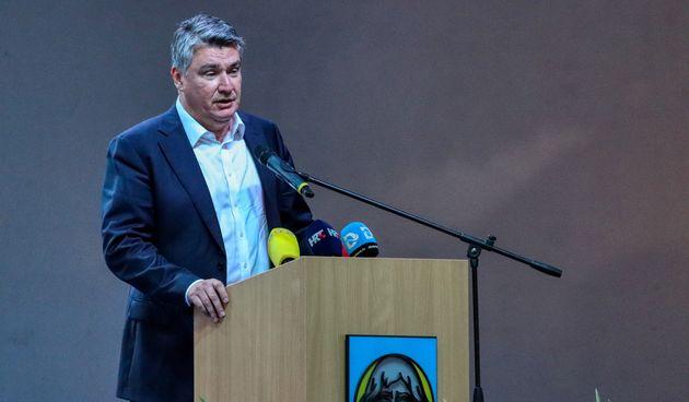 Zoran Milanović na Viru
