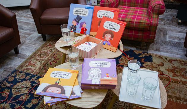 Predstavljene slikovnice hrvatskih autorica koje razvijaju socioemocionalne vještine kod djece