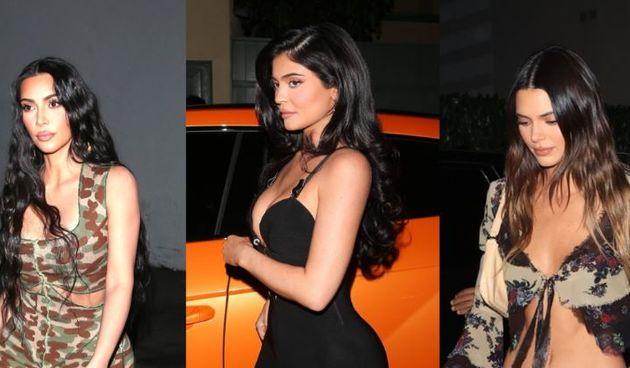 Kim, Kylie, Kendall