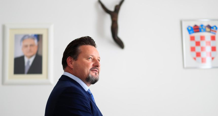 Sud odlučuje o optužnici protiv bivšeg HDZ-ovog ministra Lovre Kuščevića: 'Nadam se da će sve biti pošteno'