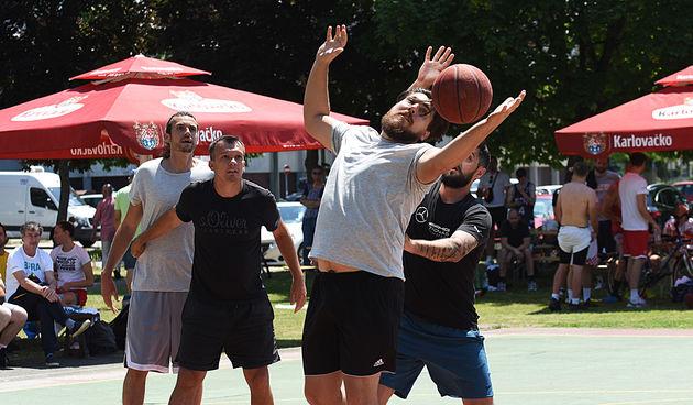 Turnir u uličnoj košarci