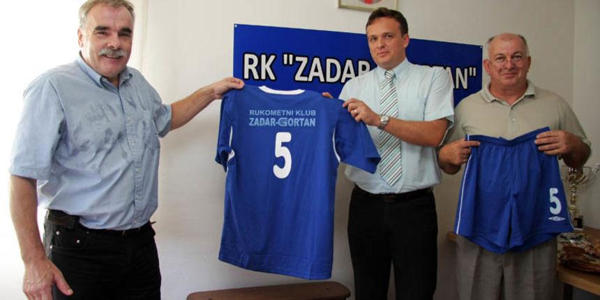 Rukometni klub ponovo nosi ime 'Zadar-Gortan'