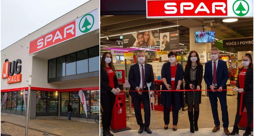 SPAR Hrvatska otvorio još jedan supermarket u Čakovcu, zaposlena 24 djelatnika