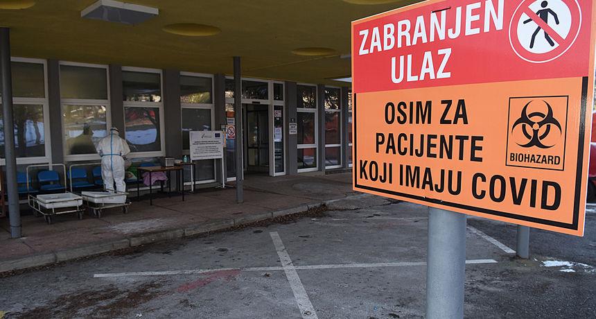 Novih sedam slučajeva zaraze koronom u Karlovačkoj županiji - nema preminulih, ali ponovo se krši samoizolacija