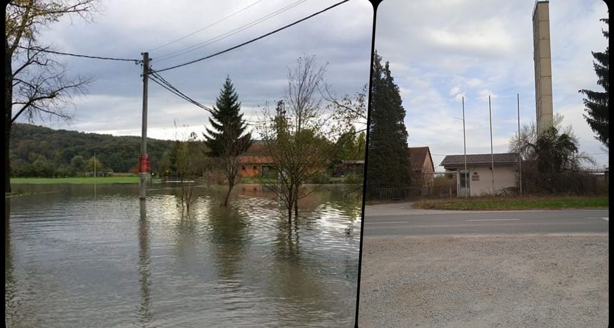 HSP upozorava na moguće probleme s poplavom u G. Pokupju - pozvali gradonačelnicu Ozlja da riješi i druge probleme