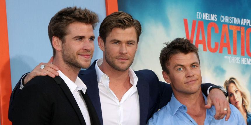 Koji vam je najdraži? Luke, Chris i Liam Hemsworth: Australska seksi braća koju obožavaju žene diljem svijeta