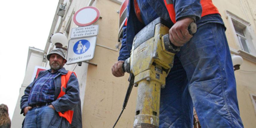 Veliki broj radnika prima plaće koje onemogućuju dostojan život