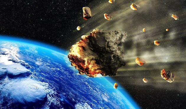 Asteroid, Zemlja