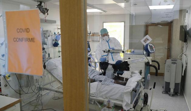 Covid-19 odjel, bolnica