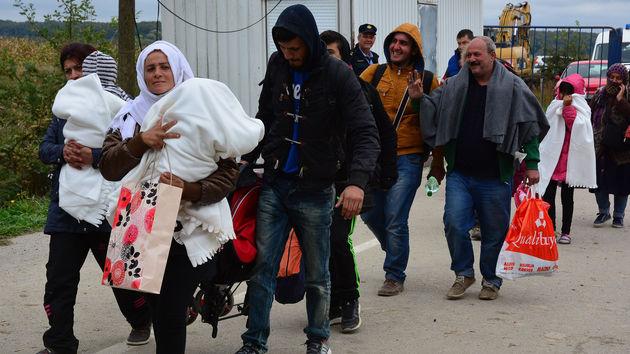 Izbjeglice u Strošincima