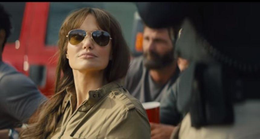 'ONI KOJI MI ŽELE SMRT' Od 6. svibnja ne propustite triler s Angelinom Jolie u glavnoj ulozi