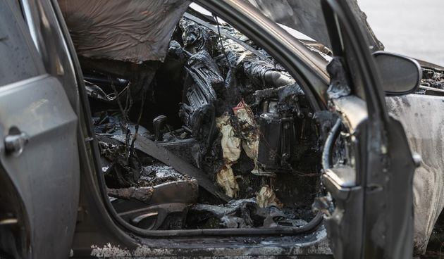 Požar automobila