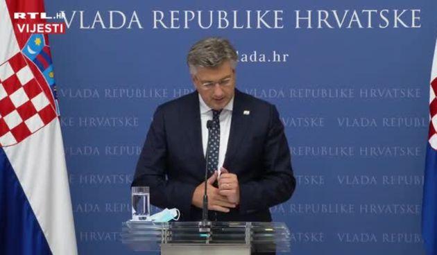 Plenković uvodno n apresici (thumbnail)