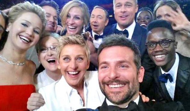 Oscar, selfie