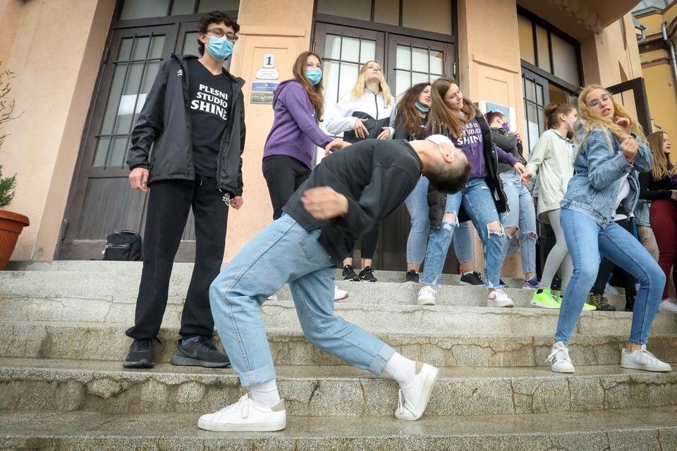Međunarodni dan plesa u Osijeku