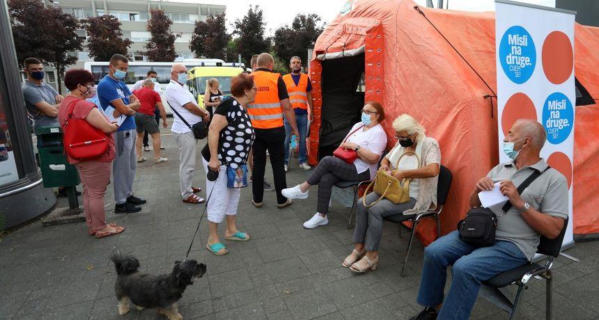 Stožer objavio nove brojke: U Hrvatskoj 18 novozaraženih, dvije osobe umrle