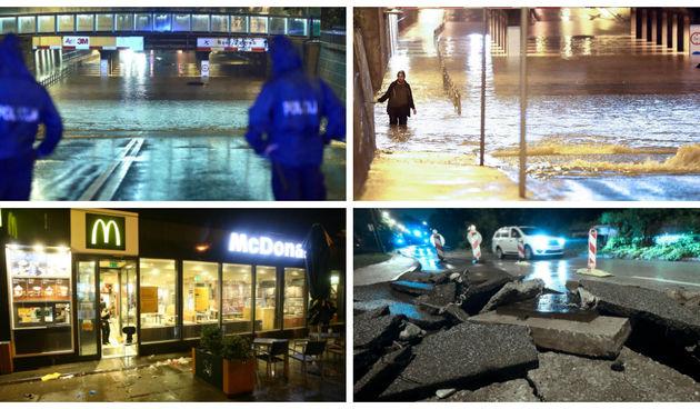 Poplava u Zagrebu
