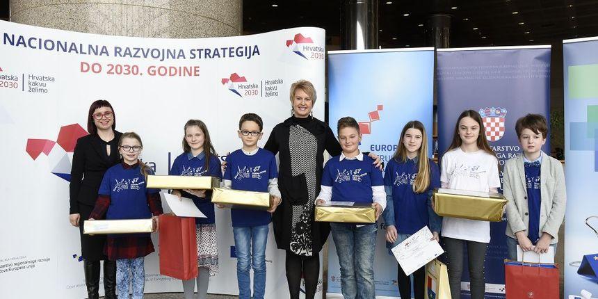 HRVATSKU KAKVU ŽELIMO Učenici iz Međimurja osvojili nagrade