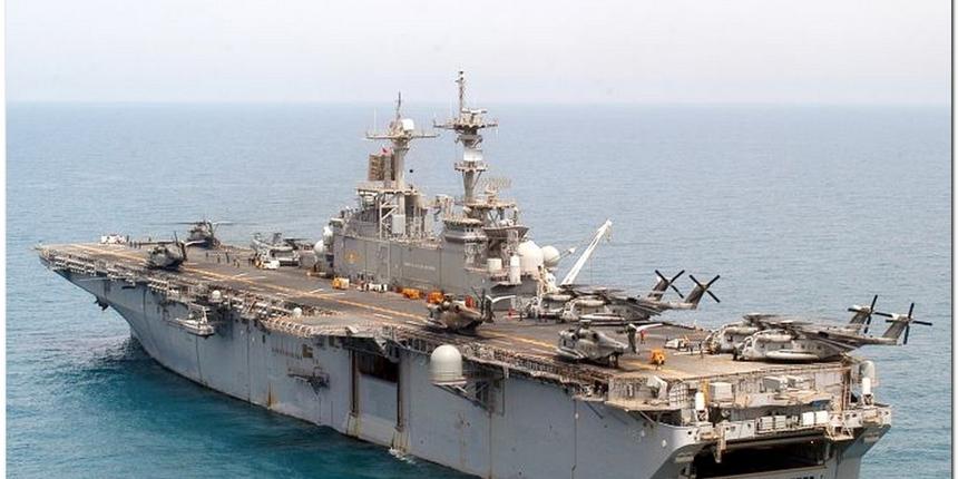 Rusija upozorila američke ratne brodove da izbjegavaju Krim 'za vlastito dobro'