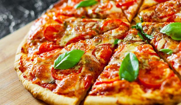Pizza, ilustracija