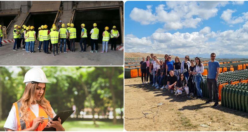 Geotehnički fakultet Varaždin sudjeluje u vrijednom projektu kojim se studentima olakšava zapošljavanje