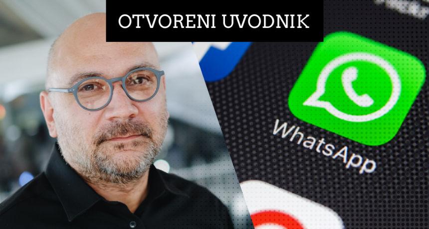 IT stručnjak Marko Rakar o Facebooku: 'Kako su napravili servis mreža, nije veliko iznenađenje da im je kvar bilo teško popraviti'