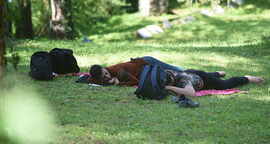 ŠEST TEŽE OZLIJEĐENO Osamnaest migranata ozlijeđeno u incidentu kod granice BiH i Hrvatske