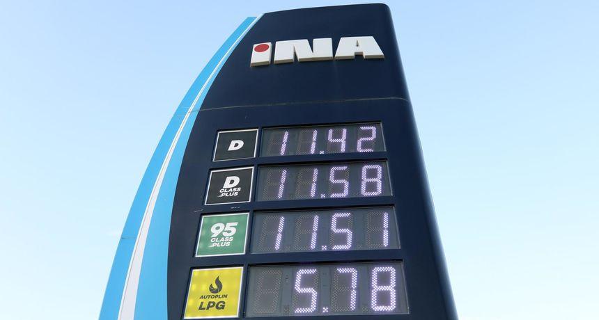 Cijene goriva drastično poskupjele