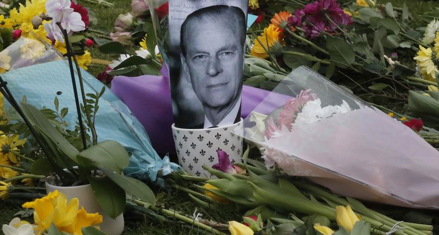 Više od 13 milijuna Britanaca gledalo televizijski prijenos posljednjeg ispraćaja princa Philipa