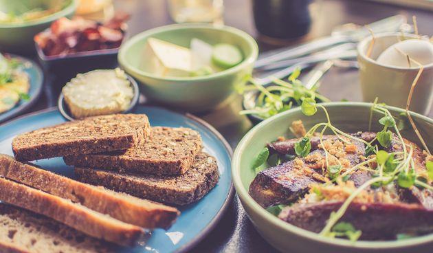 Zdravi obrok, hrana