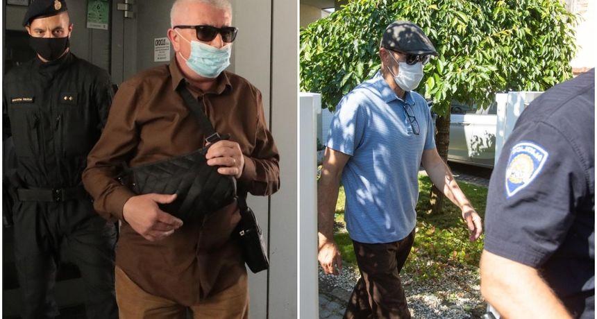Dva osječka suca i Drago Tadić idu u istražni pritvor, sudac Krušlin se jedini brani sa slobode