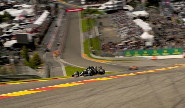 F1 Spa