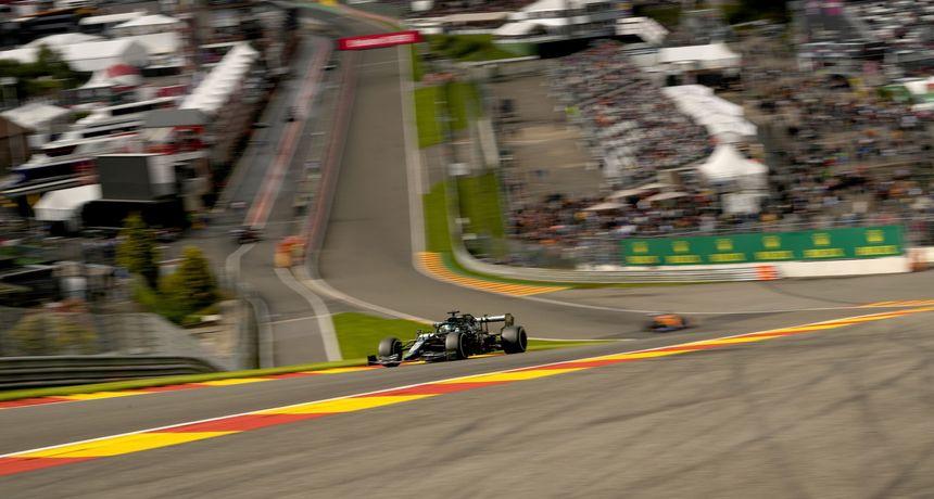 Pobjeda Ricciarda, sudar Hamiltona i Verstappena