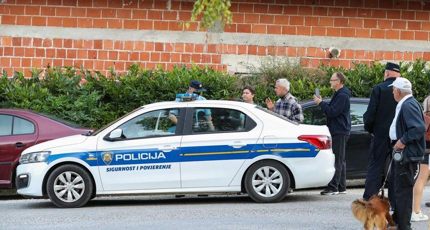 Policija objavila detalje: U Krapinskim Toplicama su do sad sankcionirali osam ljudi zbog prosvjeda antimaskera