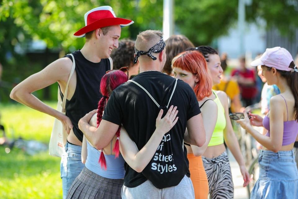 U Zagrebu se održava Pride Ride: Svojom pojavom ih je podržala saborska zastupnica