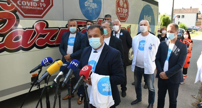 Ministar Beroš o uvođenju covid potvrda zdravstvenim djelatnicima: 'To je naša obveza, na koju smo se zavjetovali'