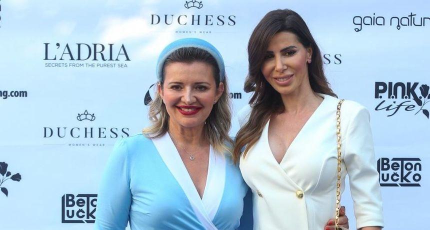 Rijetki izlazak bivše Kraljice u mini haljini: Antea Kodžoman podržala prijateljicu Snježanu koja ju je 'otkrila'