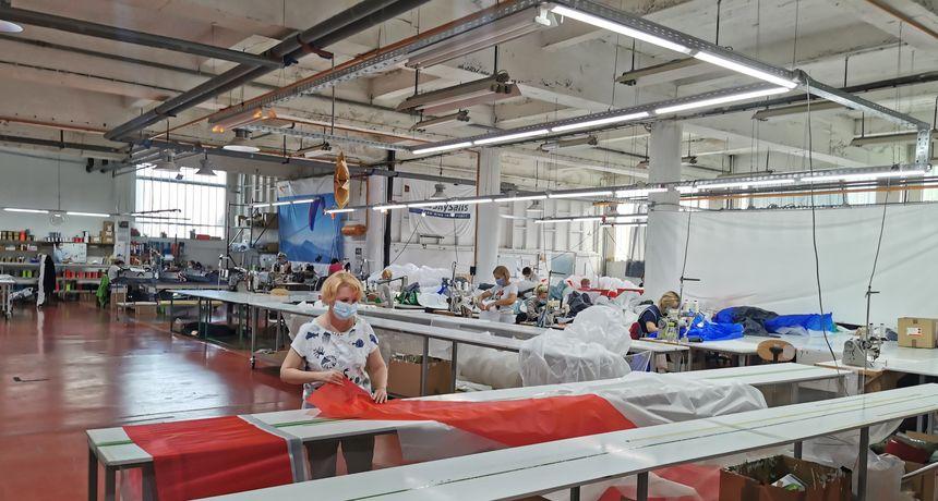 Karlovačko Krilo većinu paragliding opreme proizvodi za strana tržišta - planiraju proširenje i nova zapošljavanja