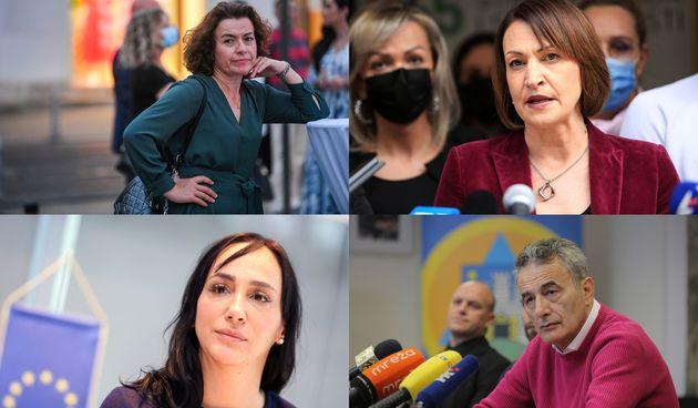 Pavle Kalinić, Jelena Pavičić Vukičević