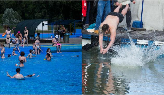 Osijek i kupanje