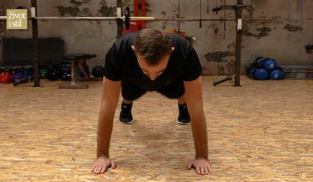 Kako kod kuće pravilno odraditi visoko intenzivni intervalni trening (HIIT) pokazao nam je trener Spevan (thumbnail)