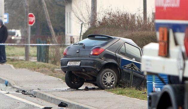 Nesreća, Karlovac