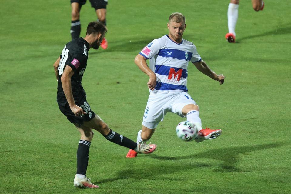 NK Osijek - NK Slaven Belupo 0:0
