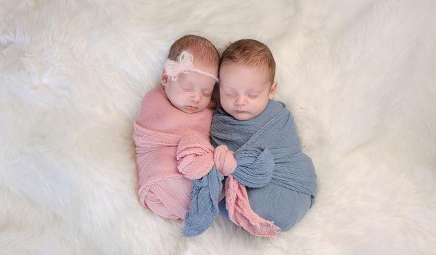 Bebe blizanci