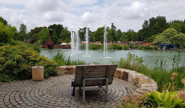 Park Hamm u Njemačkoj