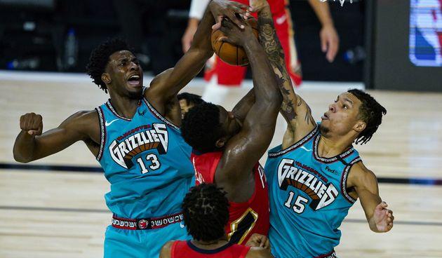 Memphis Grizzlies - New Orleans Pelicans